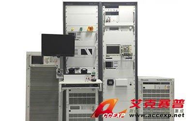 Chroma 8000充电桩自动测试系统助力中车时代电气