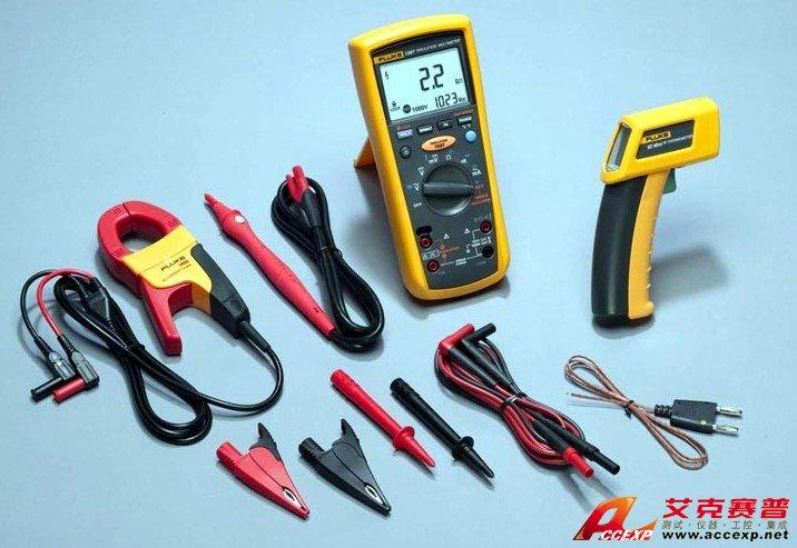 Fluke 1587/ET 高级检修工具包