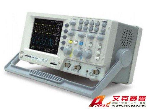 GDS1062数字储存示波器图片