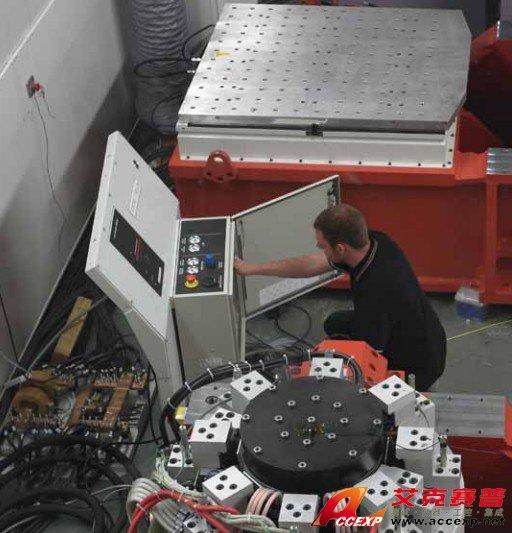 B&K LDS 振动测试系统图片