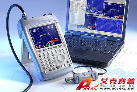 R&S FSH8频谱分析仪图片