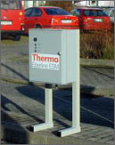 Thermo FHT 1372个人/行李 放射监测器