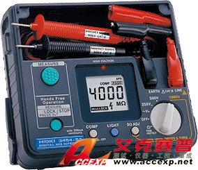 HIOKI 3454-10/3454-11/3454-51绝缘电阻测试仪
