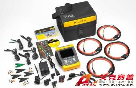 FLUKE 434电力质量分析仪