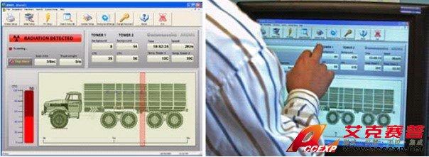 放射性检测系统