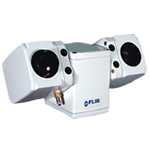 FLIR PTZ-35MS 50MS 高分辨率安防热像仪系统价格优惠