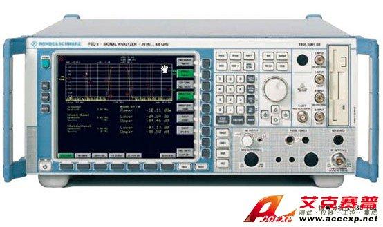8ghz频谱分析和矢量信号分析仪