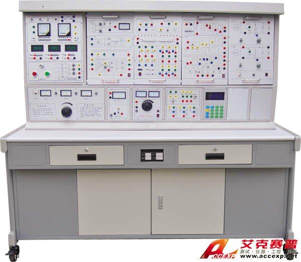 TSI BDZ-01 电力电子技术实训装置是根据大中专院校开设的《电力电子学》、《变流技术》等课程教学内容的要求设计而成,并结合劳动和社会保障部制定的《国家职业标准》中维修电工(中级)、(高级)职业技能鉴定培训相关内容,精心研制生产的实训装置。TSI BDZ-01 电力电子技术实训装置可作为中高级维修电工、高级电工、技师及高级技师的技能培训设备。