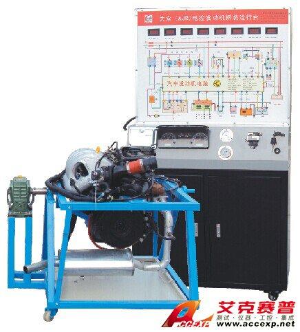 qc203b型桑塔纳2000gsi电控发动机拆装运行实训