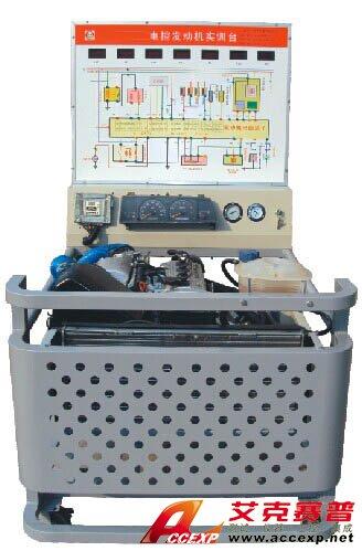 tsi qc216i型广本飞度电控发动机实训台